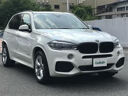 BMW X5 xドライブ 35d Mスポーツ 4WD 4WD 黒レザーシート