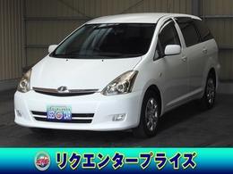 トヨタ ウィッシュ 2.0 G キーレス/ナビ/TV/AUX/ETC/HID