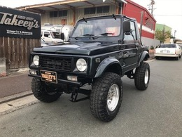 スズキ ジムニーシエラ 1.3 4WD ジムニーボディ公認済