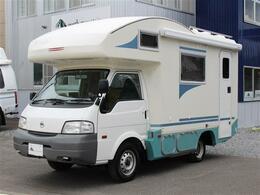 日産 バネットトラック キャンピング バンテック アトム 4WD