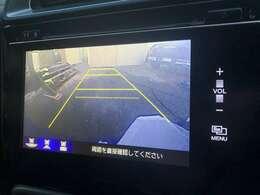 バックカメラを装備しておりますので安全にバックする事が可能になっております♪バックが苦手な方でも安心して駐車する事が出来ますよ♪3方向からの視点切り替えも出来ますのでとても便利ですね♪