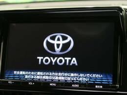 純正9型ナビ!!DVD再生やフルセグTVの視聴も可能です☆高性能&多機能ナビでドライブも快適ですよ