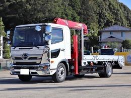 日野自動車 レンジャープロ 8t セルフ 4段クレーン付 ラジコン 2PG-FE2ABA