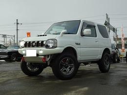 スズキ ジムニー 660 ランドベンチャー 4WD 60mmリフトアップ/ナビ/TV/バックカメラ