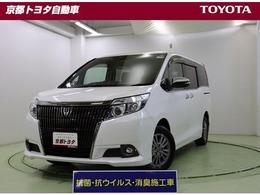 トヨタ エスクァイア 2.0 Gi ブラック テーラード SDナビ・ナノイー・リヤモニター・TSS