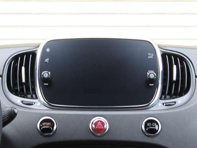 FM+AMチューナー付 オーディオプレーヤー(Uconnect)/7インチタッチパネルモニター.Apple CarPlay/Android Auto対応Bluetooth/USBポート付!!