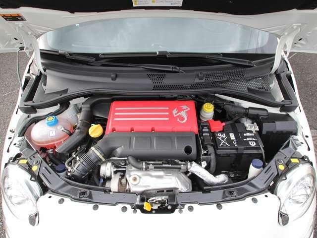 クリーニング済み綺麗なエンジンルーム&312A3型180馬力エンジン!!BMC エアフィルター付!!