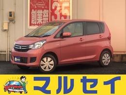 三菱 eKワゴン 660 M eアシスト プラス エディション FCM-City 誤発進抑制