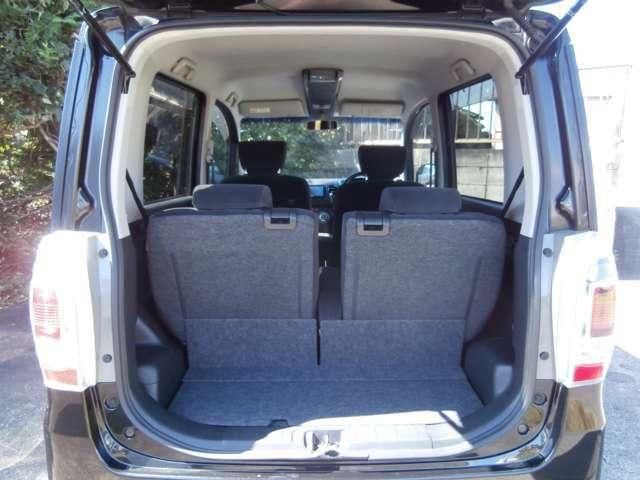 可愛いボディと広さを持ち合わせ、運転しやすく収納豊富です♪