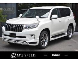 トヨタ ランドクルーザープラド 2.7 TX 4WD 7人乗 ZEUS新車コンプリートカー