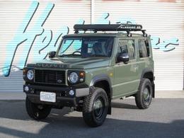 スズキ ジムニー 660 XC 4WD ・DAMD little D&DEAN リフトUP