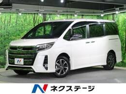 トヨタ ノア 2.0 Si WxBIII 後期 BIGX9型ナビ 後席モニター 7人乗