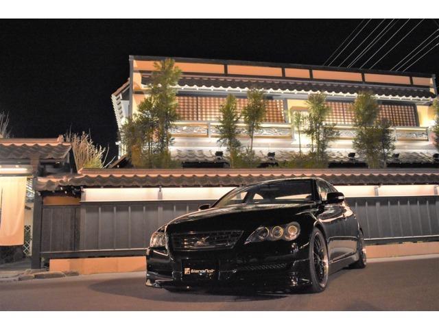 フルカスタム・プレミアムカー専門店 ブランノアール 自社フルカスタム!ノーマル車を仕入れ、傷やへこみを全て修理し、新品全塗装をしております よって、ご納車時は傷やへこみの無い状態でのご納車となります!