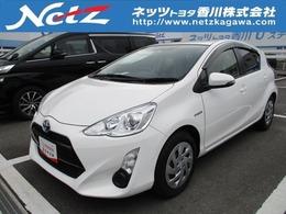 トヨタ アクア 1.5 S CD・キーレス・ETC・Wエアバッグ