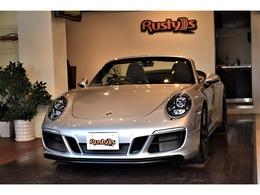 ポルシェ 911カブリオレ カレラ GTS PDK GTSアルカンターラ&GTSインテリア