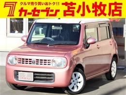 スズキ アルトラパン 660 X 4WD プッシュスタート シートヒーター