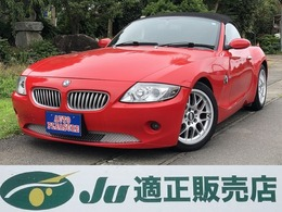 BMW Z4 ロードスター2.2i ETC BBSアルミ ポータブルナビ