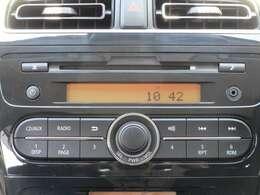 パネル一体CDチューナーオーディオ もちろん取り外してナビゲーション等に付け替える事も可能です