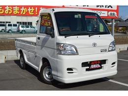 トヨタ ピクシストラック 660 スペシャル 3方開 社外エアロ 5MT