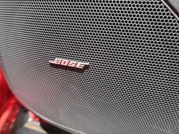 人気オプションのBOSEサウンドが装備!高音質なスピーカーでお好きな音楽を聴きながらのドライブをお楽しみください☆