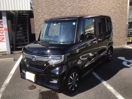 ホンダ N-BOX カスタム 660 G L ホンダセンシング 衝突軽減B Mナビ