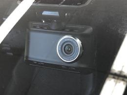 ドライブレコーダーも装着済。万一の事故やあおり運転の為に心強いアイテムです。