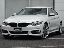 BMW 4シリーズグランクーペ 420i xドライブ Mスポーツ 4WD 4WD黒革Mパフォーマンス20AW純ナビETC1オナ