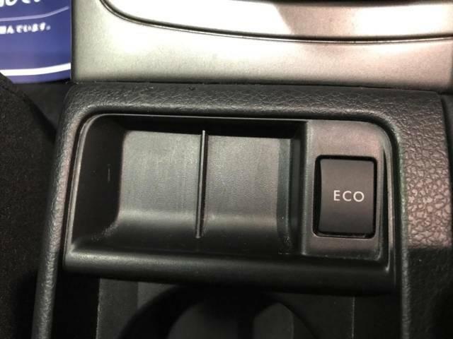 ECOモード☆アクセルを電子制御し燃費の良い運転になるように制御してくれます。