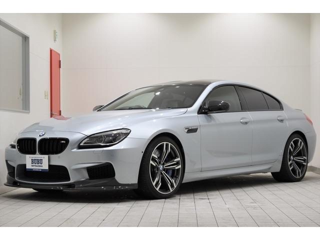 2015y BMW M6グランクーペ 正規ディーラー車