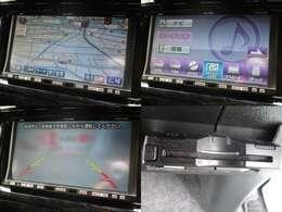 HDDナビ ミュージックサーバー バックカメラ ETC装備