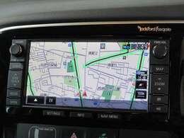 三菱純正MMCSナビ 7型SDタイプ 型番J-12 Bluetooth フルセグTV