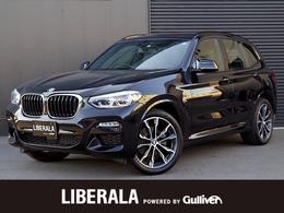 BMW X3 xドライブ20d Mスポーツ ディーゼルターボ 4WD ハイラインPKG HUD ACC  20AW ナビ TV 黒革