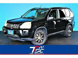 日産 エクストレイル 2.5 25St 4WD MK-46アルミ社外HDDナビETCフルセグ4WD