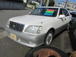 トヨタ クラウンロイヤル 3.0 ロイヤルサルーン Four 4WD 純正ナビ TV Egスターター タイベル交換済