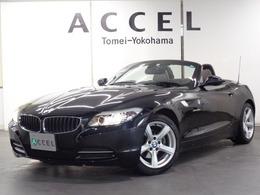 BMW Z4 sドライブ 23i ハイラインパッケージ 黒革 純正HDDナビTV Bカメラ キセノン