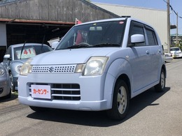 スズキ アルト 660 Gスペシャル キーレス 軽自動車 4名 CD 水色