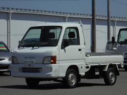 スバル サンバートラック 660 TB 三方開 4WD エアコン ゴムマット付き