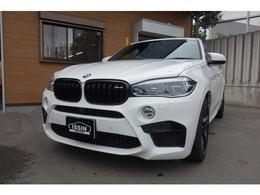 BMW X6 M 4.4 4WD サンルーフ・リアエンター・ワンオーナー
