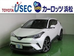 トヨタ C-HR ハイブリッド 1.8 G メモリーナビ フルセグTV ETC