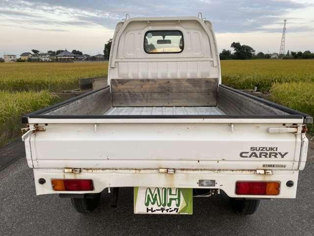 <後方外装>車検令和2年10月。
