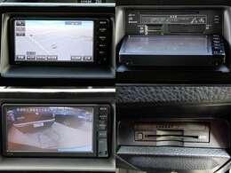純正SDナビ搭載。ワンセグ地デジTV、CD、SD、Bluetooth等内蔵。バックカメラ、ビルトインETC付き。当社HPも是非ご覧下さい。[carac]検索で!