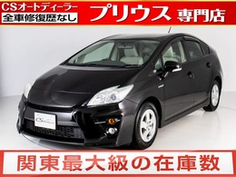 トヨタ プリウス 1.8 S 新品G'sフェイス/プッシュスタート/