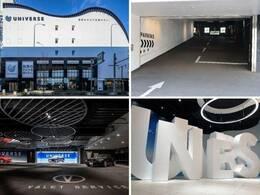 広々とした駐車場をご用意してお待ちしております。展示場には豊富な在庫をご用意。各輸入車メーカー問わず比較していただけます。