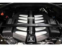 6.75L V12ターボエンジン