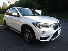 BMW X1 xドライブ 18d xライン 4WD 地デジ・レザーシート・シートヒーター