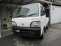 ホンダ アクティトラック 660 三方開 4WD