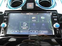 フルセグTV・CD&DVD&ブルーレイ再生・CD録音・ブルートゥース機能がついてます