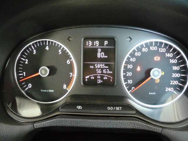 実走行!!気になるチェックランプ等の点灯も御座いませんので購入後もご安心してお乗り頂けます。:VW純正診断機にて診断済み♪