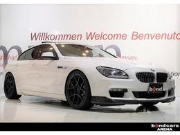 BMW 6シリーズグランクーペ 640i Mスポーツパッケージ rotiform20インチAW KW車高調 サンルーフ