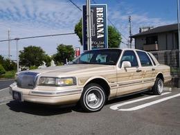 リンカーン タウンカー パターン塗装  バネサス バネサス SDナビ TV Bカメラ